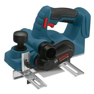 Bosch 18 Volt Lithium Ion Cordless Planer Tool with LBoxx3 (Bare Tool Only) PLH181BL