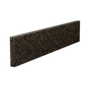 Solieque 22 in. Granite Sidesplash in Coffee Brown SS22GCB.HDSOL,DSOM,DSOM