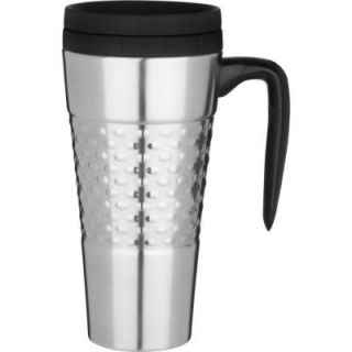 Trudeau 24 oz. Majestic Stainless Steel, Double Wall Insulated Travel Mug DISCONTINUED 871346