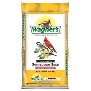 Wagners 20 lb. Four Season Sunflower Seed Wild Bird Food 76026