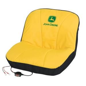 John Deere Heated Gator Seat Cover LP21787