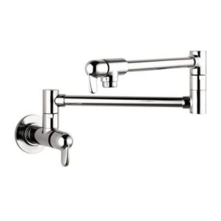 Allegro Wall Mounted Potfiller in Chrome 04059000