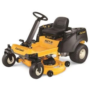 Cub Cadet RZT S 46 in. 23 HP V Twin Dual Hydrostatic Zero Turn Riding Mower with Steering Wheel Control RZT S 46