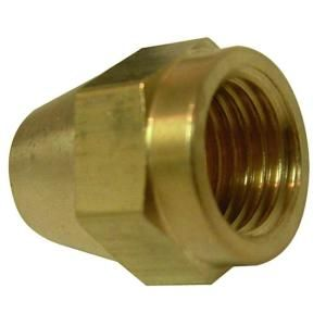 Watts 5/8 in. Brass Flare Nut A 335