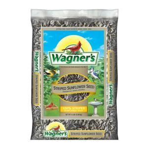 Wagners 5 lb. 100% Striped Sunflower Seed Wild Bird Food 62028