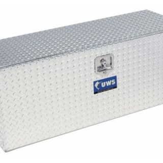 UWS 72 in. Aluminum Underbody Double Door Tool Box TBUB 72