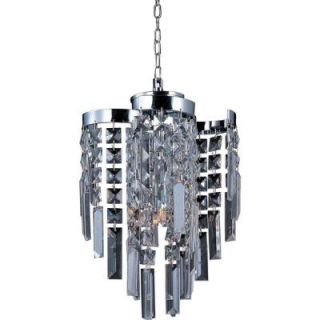 Filament Design Infinite 4 Light Ceiling Chrome Xenon Pendant HD MA42942820