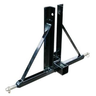 Home Plow by Meyer 3 Point Hitch 2 in. Receiver Hitch Spreader Mounting Kit 36500