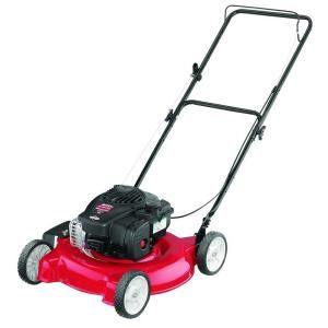 MTD 20 in. 125 cc Gas Walk Behind Lawn Mower 11A 02BT706