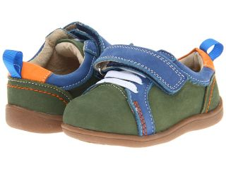 See Kai Run Kids Sebastian Boys Shoes (Olive)