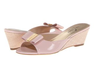Kate Spade New York Dixie Womens Wedge Shoes (Beige)