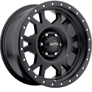 Ultra Xtreme X102 20 Black Wheel / Rim 6x135 with a 18mm Offset and a 87 Hub Bore. Partnumber 102 2963SB+18 Automotive