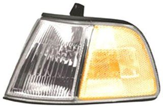 OE Replacement Honda Civic Front Driver Side Marker Light Assembly (Partslink Number HO2550104) Automotive