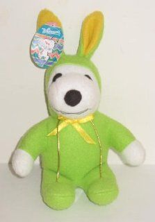 "Whitman's Peanuts SNOOPY Easter Plush 8""  Other Products"