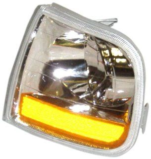 OE Replacement Ford F 150 Heritage Driver Side Parklight Assembly (Partslink Number FO2520170) Automotive