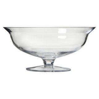 Threshold Footed Glass Bowl   5x11