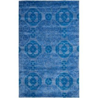 Safavieh Wyndham Blue 8 ft. x 10 ft. Area Rug WYD376E 8