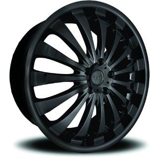 MST 793 20 Black Wheel / Rim 5x115 with a 45mm Offset and a 70.28 Hub Bore. Partnumber 793 28591 Automotive