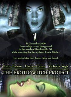Erotic Witch Project Collector's Edition DVD Darian Caine, Laurie Wallace, Victoria Vega, James Magee, John Link, Jeffrey Faoro, Michael Raso, John Bacchus, Joe Ned, John Paul Fedele Movies & TV