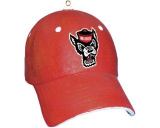 NCAA North Carolina State Wolfpack CAP Ornament  Sports Fan Hanging Ornaments  Sports & Outdoors
