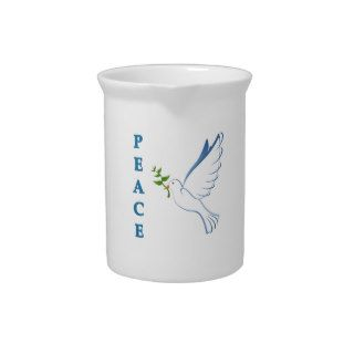 Let there be peace on earth this Christmas season Drink Pitchers
