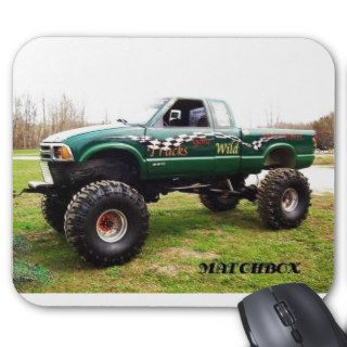 Matchbox Chevy S10 Mud Truck Mouse Pads