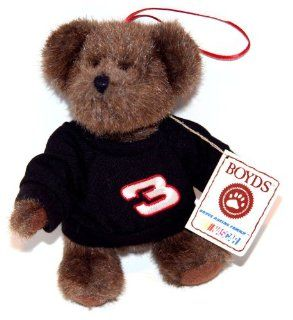 Boyds NASCAR Plush Bear   Dale Earnhardt #3 #919424 Rare Retired Boyds Racing Family Toys & Games