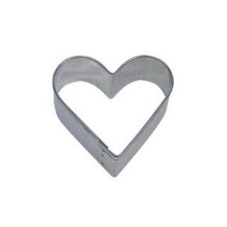 Dress My Cupcake DMC41CC1152 Heart Cookie Cutter, 2 Inch Kitchen & Dining