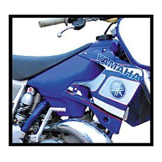 Clarke Gas Tanks Yamaha YZ250/125 (1996 2001) Stock Capacity   Black #11397 Automotive