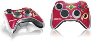 NFL   Washington Redskins   Washington Redskins Distressed   Microsoft Xbox 360 Wireless Controller   Skinit Skin Video Games
