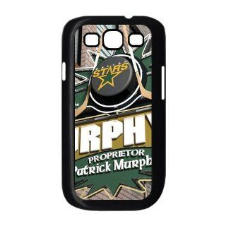Custom Dallas Stars Case for Samsung Galaxy S3 I9300 IP 13066 Cell Phones & Accessories
