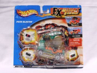 Hot Wheels Special F/X Stunt Team Path Blaster (2000) Toys & Games