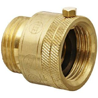 "Smith Cooper International 167 Series Brass Vacuum Breaker, 3/4"" NPT Female Industrial Valves"