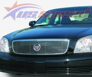 2000 2005 Cadillac DeVille Polished Billet Grille Insert Automotive