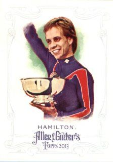 2013 Topps Allen and Ginter Trading Card # 187 Scott Hamilton Figure Skater at 's Sports Collectibles Store