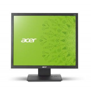 "ACER V193L 19"" LED LCD Monitor   5 ms / UM.CV3AA.A01 / Computers & Accessories"