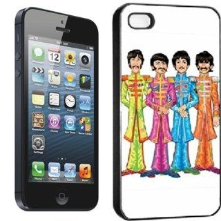 The Beatles Cool Unique Design Phone Cases for iPhone 5 / 5S   Covers for iphone 5 / 5S Vol19 Cell Phones & Accessories
