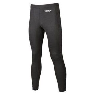 Fly Racing Base Layer Heavyweight Pants , Primary Color Black, Size Lg, Distinct Name Black, Gender Mens/Unisex 354 6083L Automotive