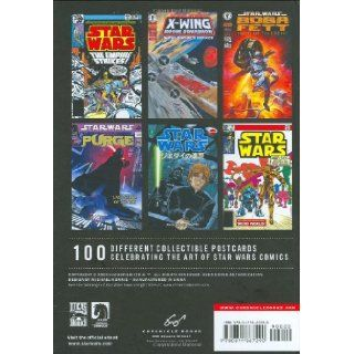 The Art of Star Wars Comics 100 Collectible Postcards Lucasfilm LTD. 9780811867290 Books