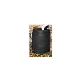 RAIN WIZARD RAIN BARREL, Color BLACK; Size 50.44 GALLON (Catalog Category Lawn & GardenLAWN AND GARDEN EQUIPMENT)  Pet Brushes