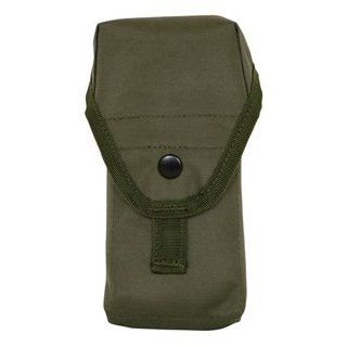 Olive Drab Double M16 Ammo Pouch (Army, Military, Police, & Security Type)  Gun Ammunition And Magazine Pouches  Sports & Outdoors