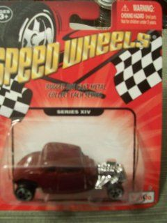 Speed Wheels 1934 Ford Hot Rod (Series XIV) Toys & Games