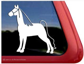 Tennessee Walking Horse Trailer Vinyl Window Decal Sticker Automotive