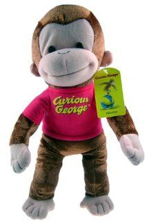 Curious George Classic George 12 inch Plush Toys & Games