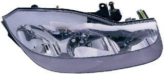 Depo 335 1112L AS Saturn S Series Driver Side Replacement Headlight Assembly Automotive