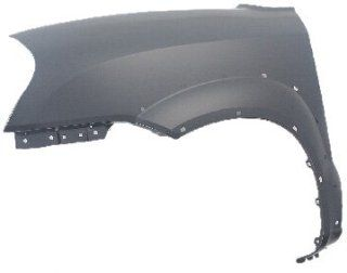 OE Replacement Hyundai Tucson Front Passenger Side Fender Assembly (Partslink Number HY1241136) Automotive