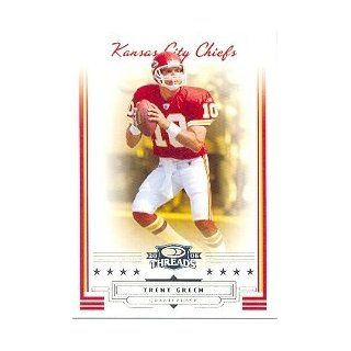 2006 Donruss Threads #55 Trent Green Sports Collectibles
