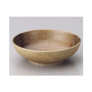 bowl kbu076 25 352 [5.91 x 1.78 inch] Japanese tabletop kitchen dish Small bowl large Iga Oribe ball inside and outside 4.5 [15x4.5cm] restaurant restaurant business for Japanese inn kbu076 25 352 Kitchen & Dining