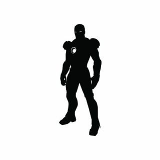 Ironman   Stark Industries   Decal   Die Cut Automotive