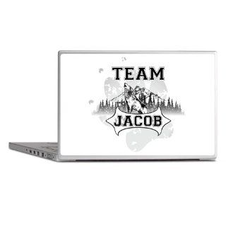 "Laptop Notebook 15"" Skin Cover Twilight Wolf Team Jacob"